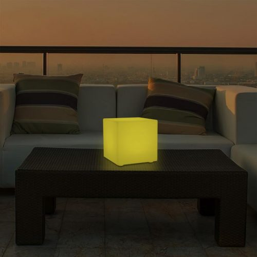 15cm lighting Table Cube Lamps, Color Changing Cube Lamps