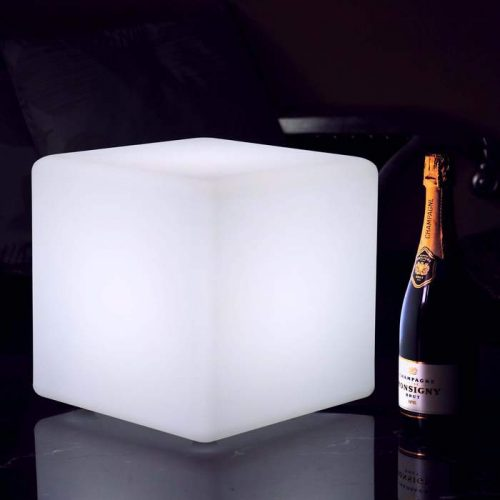 30 cm Warm White Night Lighting Cubes