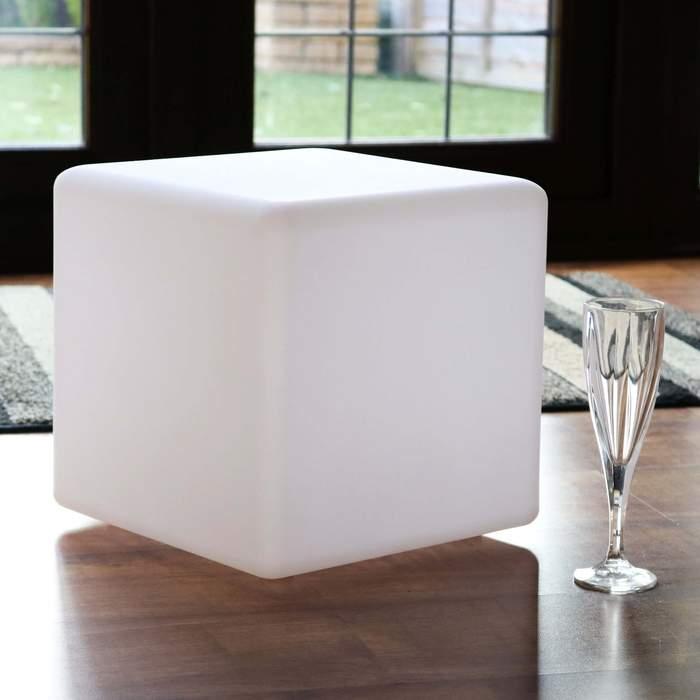 30 cm Warm White Night Lighting Cubes