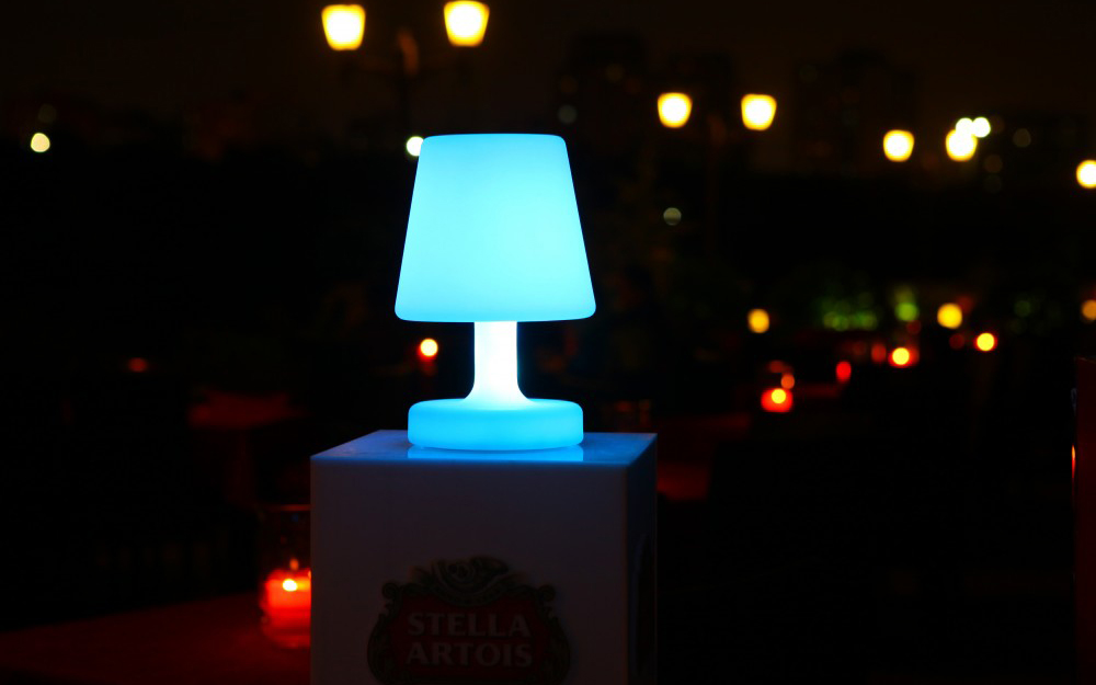 LED Classic Table Lamp