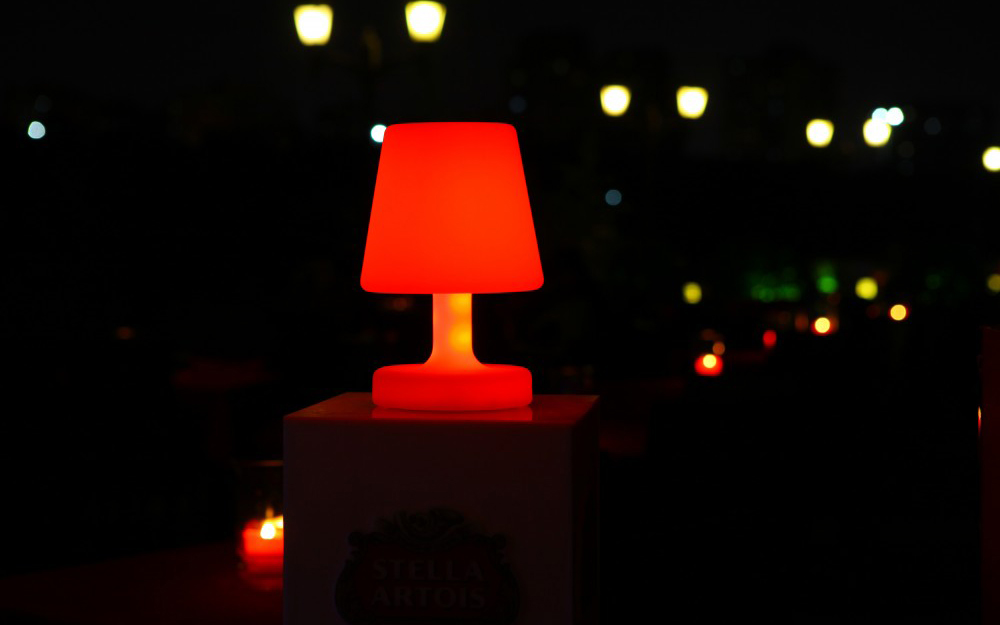 LED Classic Table Lamp