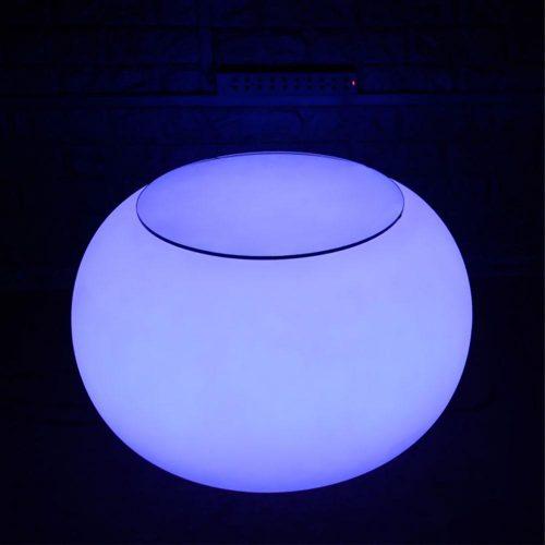 LED Drum Shape Tables