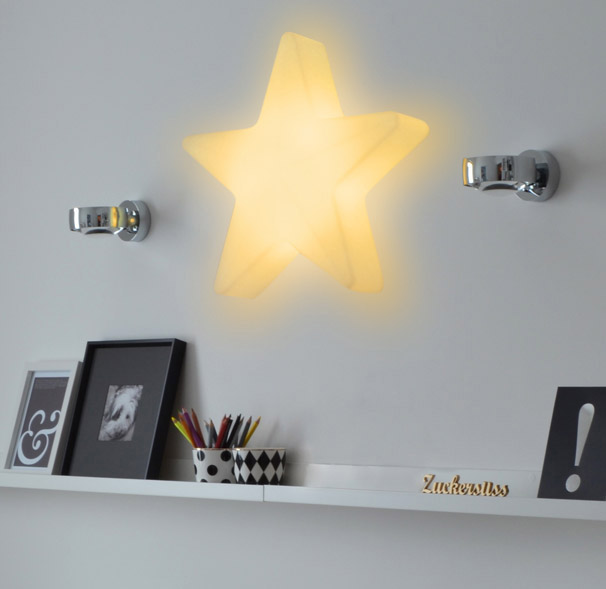 LED Five-Pointed Star Lamp