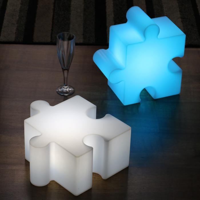 LED Puzzles Lamps