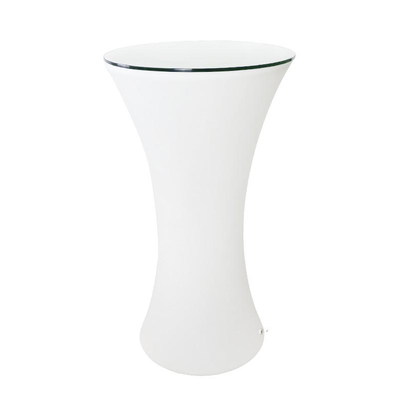 LED Round Cocktail Tables