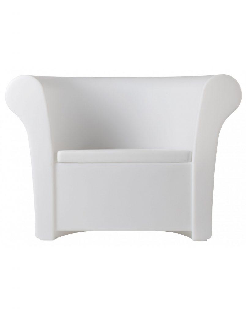 LED Single Sofa