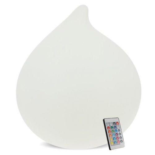 Peach Shaped Table Lamp