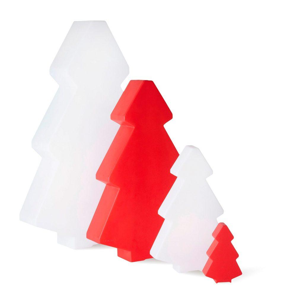 Plastic Led Outdoor Christmas Tree Lights
