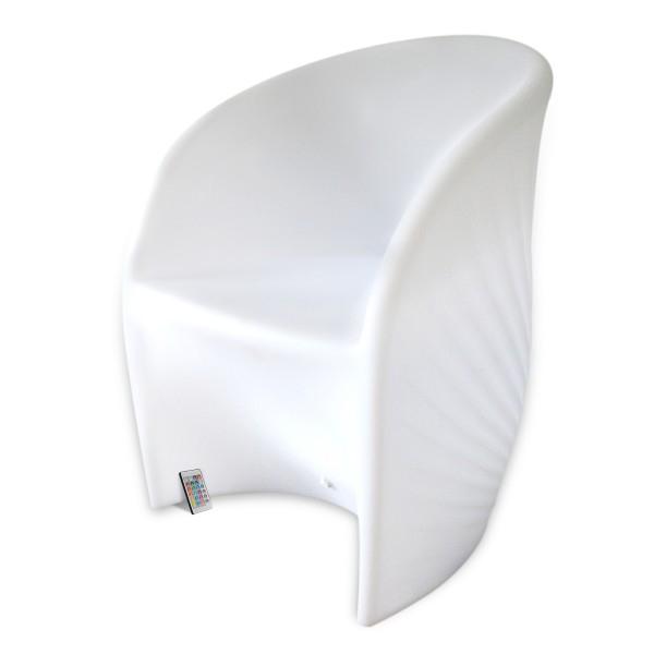 Plum Shape LED Chairs