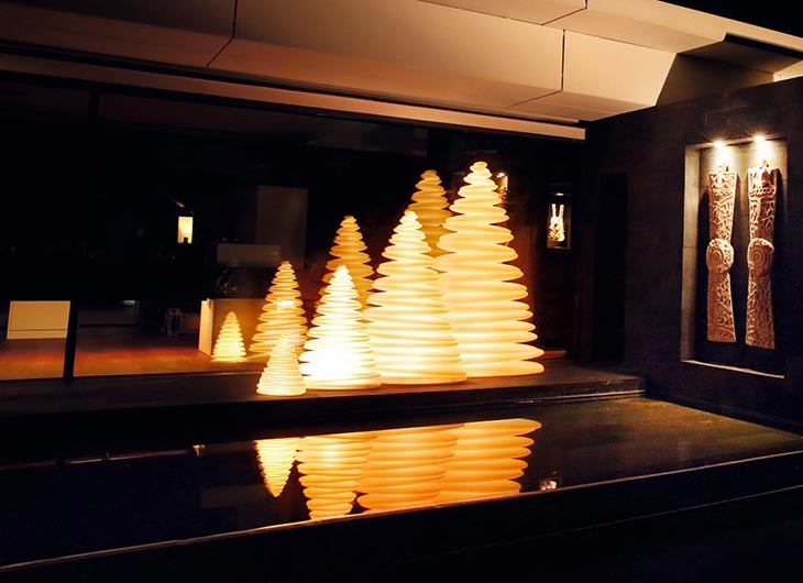 led-christmas-trees